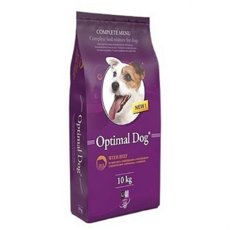 Optimal dog hovězí 10kg