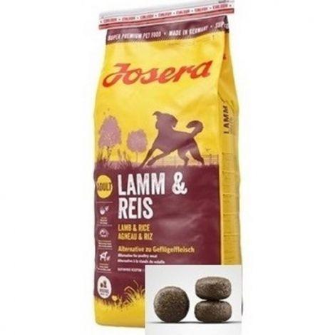 Josera 15kg Lamm/Reis Adult