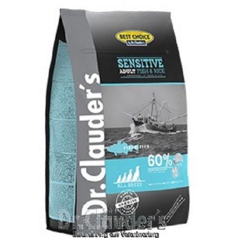 Expirace Best Choice 4kg Adult Fisch+Rice Sensitive