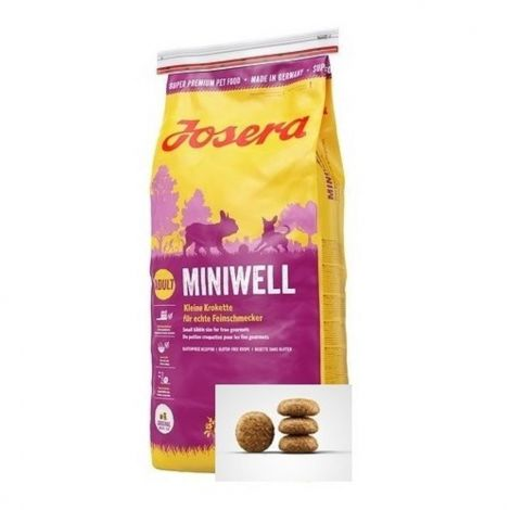 Josera 15kg Miniwell Adult