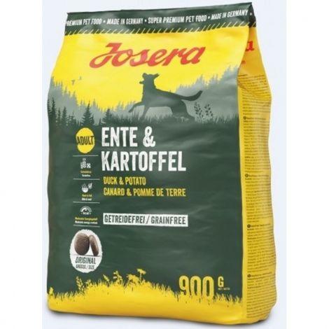 Expirace Josera  0,9kg Ente Kartoffel