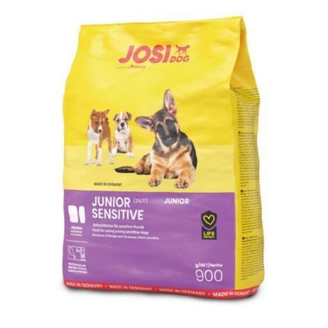 JosiDog  0,9kg Junior Sensitive