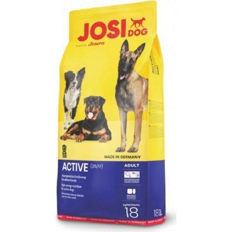 JosiDog 18kg Active 15kg+3kg zdarma