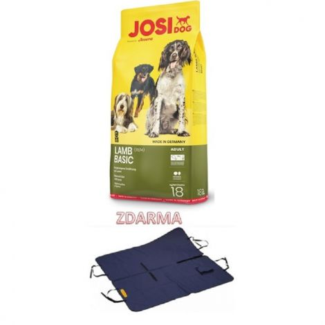 JosiDog 18kg Lamb Basic (960497)