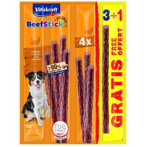 Beef Stick krůta 12g 3+1 zdarma