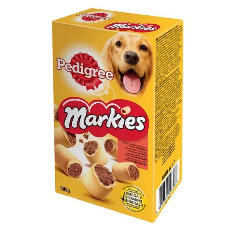 Pedigree Markies  500g/12ks