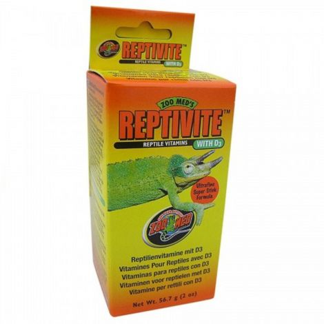 Reptivite 56g vitamíny pro plazy