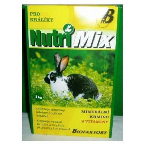 Expirace Nutri Mix 1kg králík