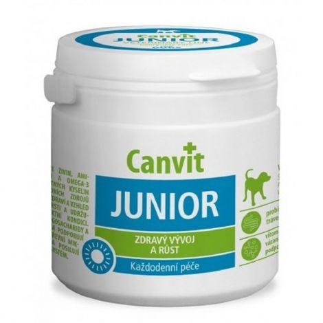 Expirace Canvit Junior pro psy 100g new 94