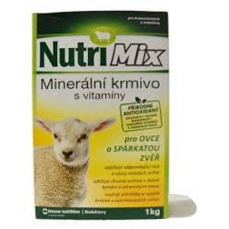 Expirace Nutri Mix 1kg pro ovce a spárkatou zvěř