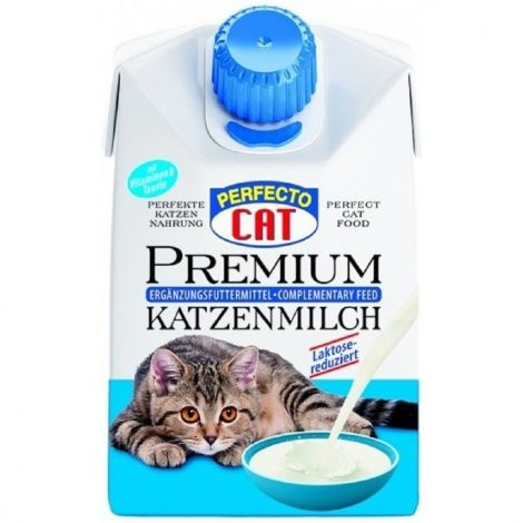 Perfecto cat prem.200ml mléko