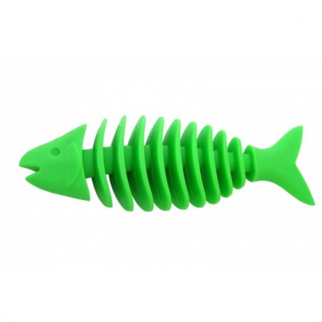 Gumová kostra ryba velká s vůní