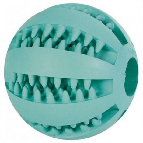 Míč denta s mátou zelený 7cm Trixie