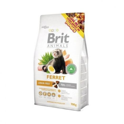 Brit animals 700g fretka complete