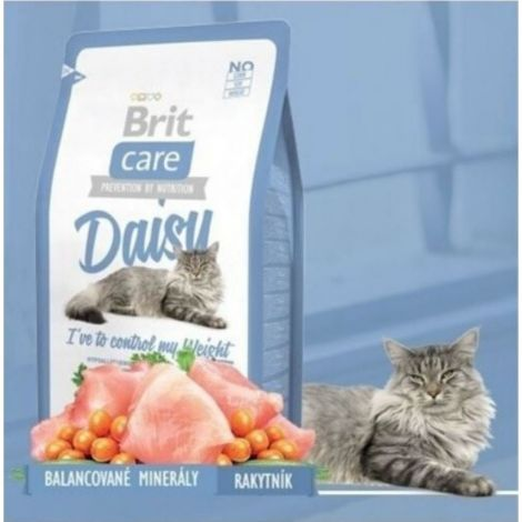 Expirace Brit care 2,0kg cat Daisy Control Weight