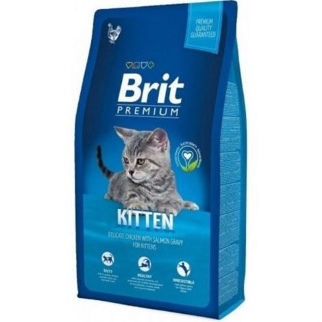 Expirace Brit premium 1,5kg cat Kitten