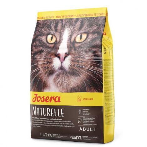 Expirace Josera  0,4kg Naturelle (steril) - nová
