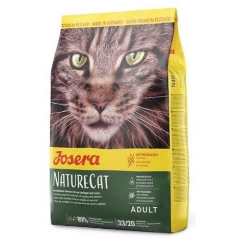 Expirace Josera  0,4kg NatureCat - nový