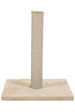 Škrabadlo BASIC Mono sloupek béžová 42,5cm Zolux