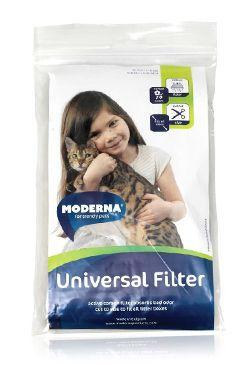 WC kočka Univerzální náhradní filtr 1ks