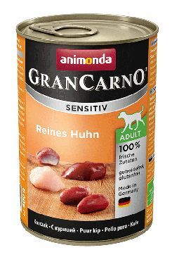 Animonda GRANCARNO konz. SENSITIVE kuřecí 400g