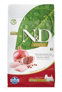 N&D PRIME DOG Adult Mini Chicken&Pomegranate 800g