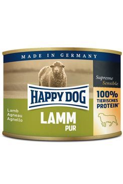 Happy Dog konzerva Lamm Pur Jehněčí 200g