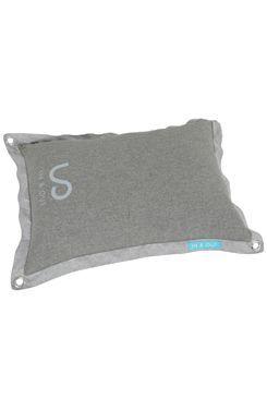 Pelech polštář IN&OUT 90cm šedý Zolux