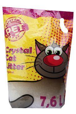 Podestýlka Happy Cool Pet Silica Original 7,6l