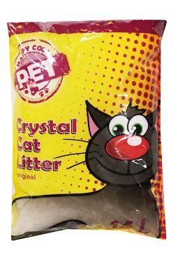 Podestýlka Happy Cool Pet Silica Original14l