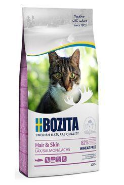 Bozita Feline Hair & Skin - Salmon 2kg