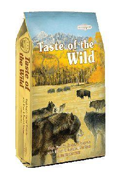 Taste of the Wild High Prairie 5,6kg