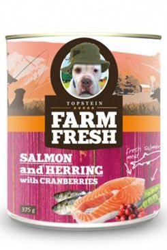 Farm Fresh Dog Goat with Carrot konzer 400g