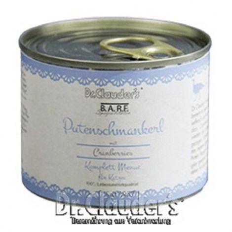 Dr.Cl.BARF 200g Komplettmenue Putenschmankerl