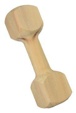 Hračka pes Činka dřevo  400g 22,5 cm TR 1ks