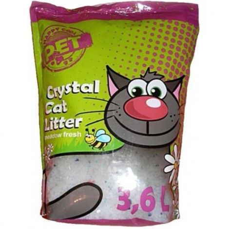 Stel.Silica Happy cool pet s vůní 3,6l/8ks.bal. 94