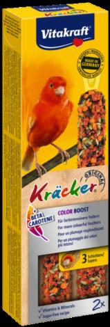 Kräcker tyč. kanár pro intenzivně zbarvené peří 2ks/10ks/bal.