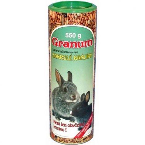 Expirace Granum králík zakr.550g/20ks/doza