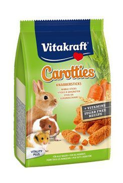 Vitakraft Rodent Rabbit poch. Carotties 50g