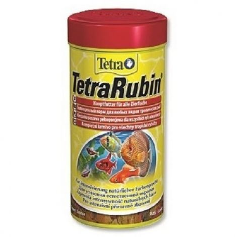 Expirace Tetra rubin 250ml/6ks