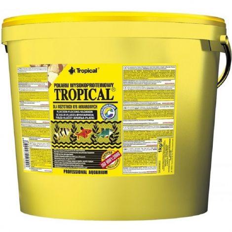 Tropical vločky  11 l vědro