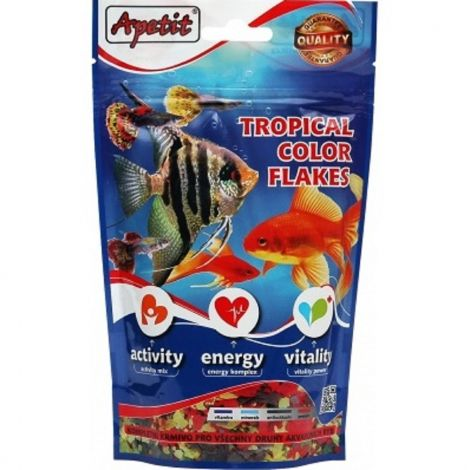 Apetit Tropical color vločky 50g