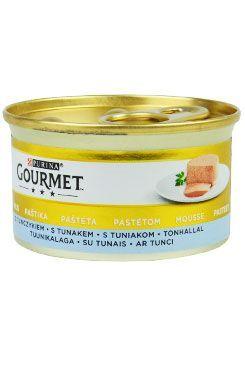 Gourmet Gold konz. kočka pašt. tuňák 85g
