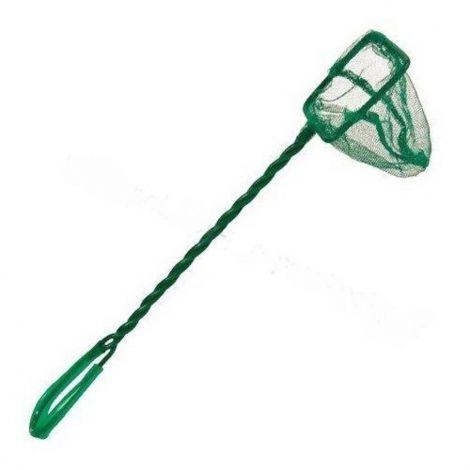 Síťka akv.zelená 15x15cm/30cm