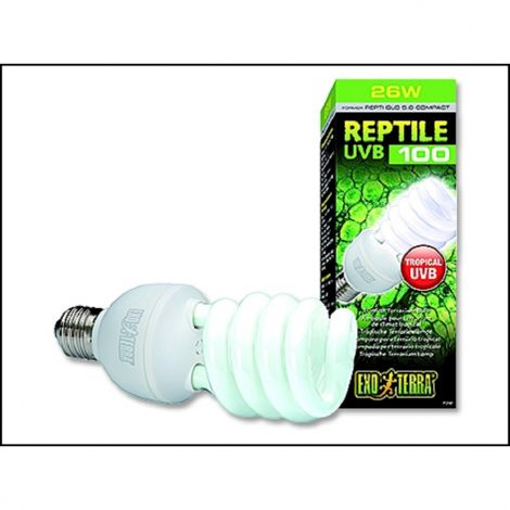 Žárovka Reptile UVB 100 25W