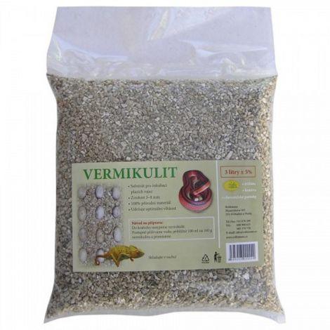 Vermikulit 3l Robimaus