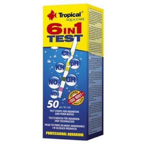 Tropical Test 6v1 pásky (50ks/karton)
