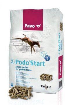 PAVO gra Podo Start 20kg