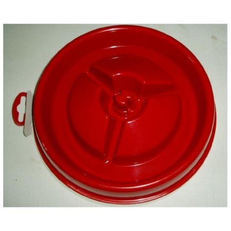 Napáječka talíř na pet láhev 21cm