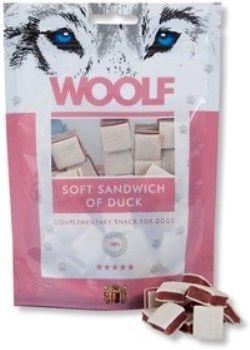 WOOLF pochoutka soft sandwich of duck 100g